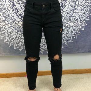 American Eagle - black jeans